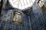 Gaudi sunlight