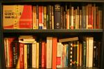 Books on my shelf 2009